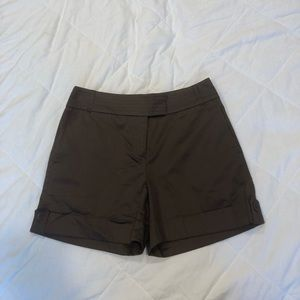 5 inch set of three shorts from WHBM